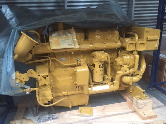 New Caterpillar 3406c Dita Marine Propulsion Engine