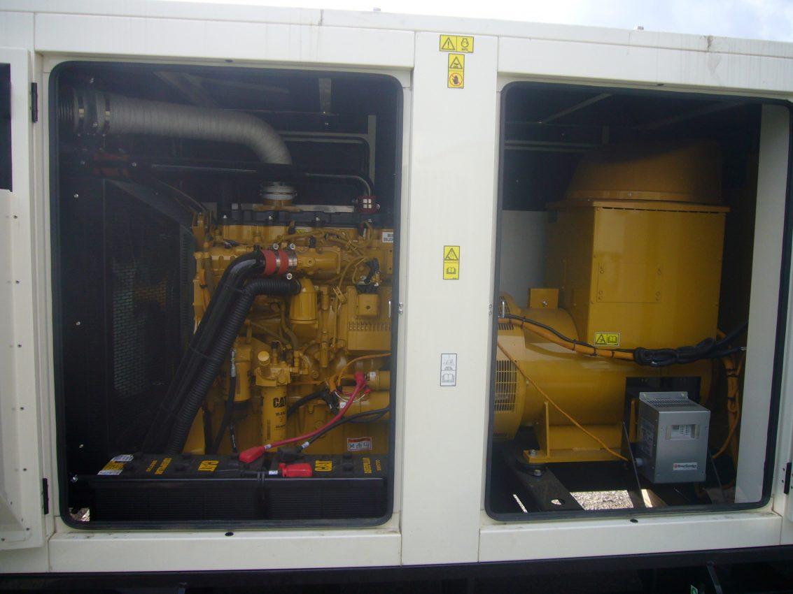 Caterpillar C18 Generator Set Wpp Item 4478 Cat Engine Wiring Diagram