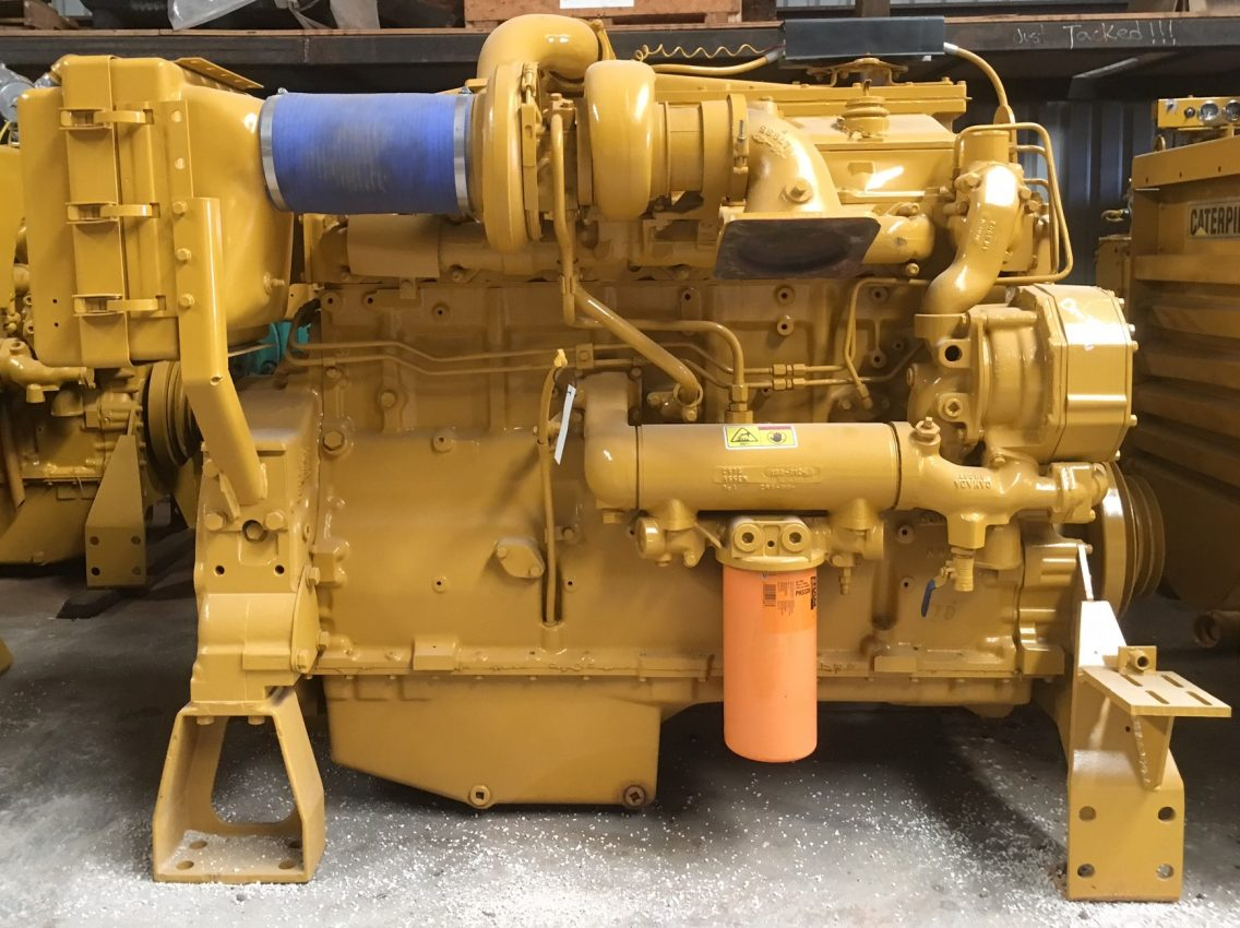 Caterpillar 3406c Dita Industrial Engine