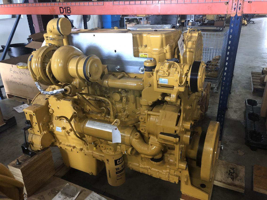 Caterpillar C15 Industrial Engine - WPP Item 6780