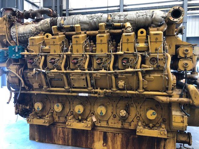 Caterpillar Natural Gas Engine Fuel Consumption