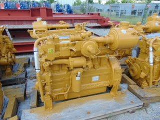 Caterpillar G3306B NA Natural Gas Compression Engine - WPP