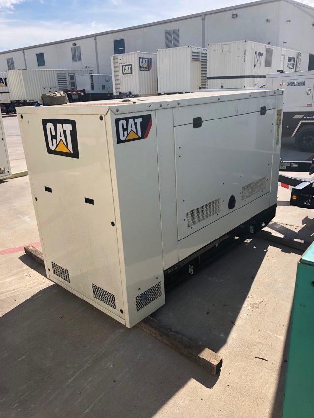 Caterpillar D50-6 Diesel Generator Set - WPP Item 5863 f07bd4a1a10