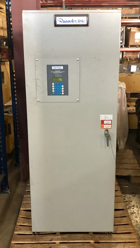 Russell Electric 400 Amp Automatic Transfer Switch
