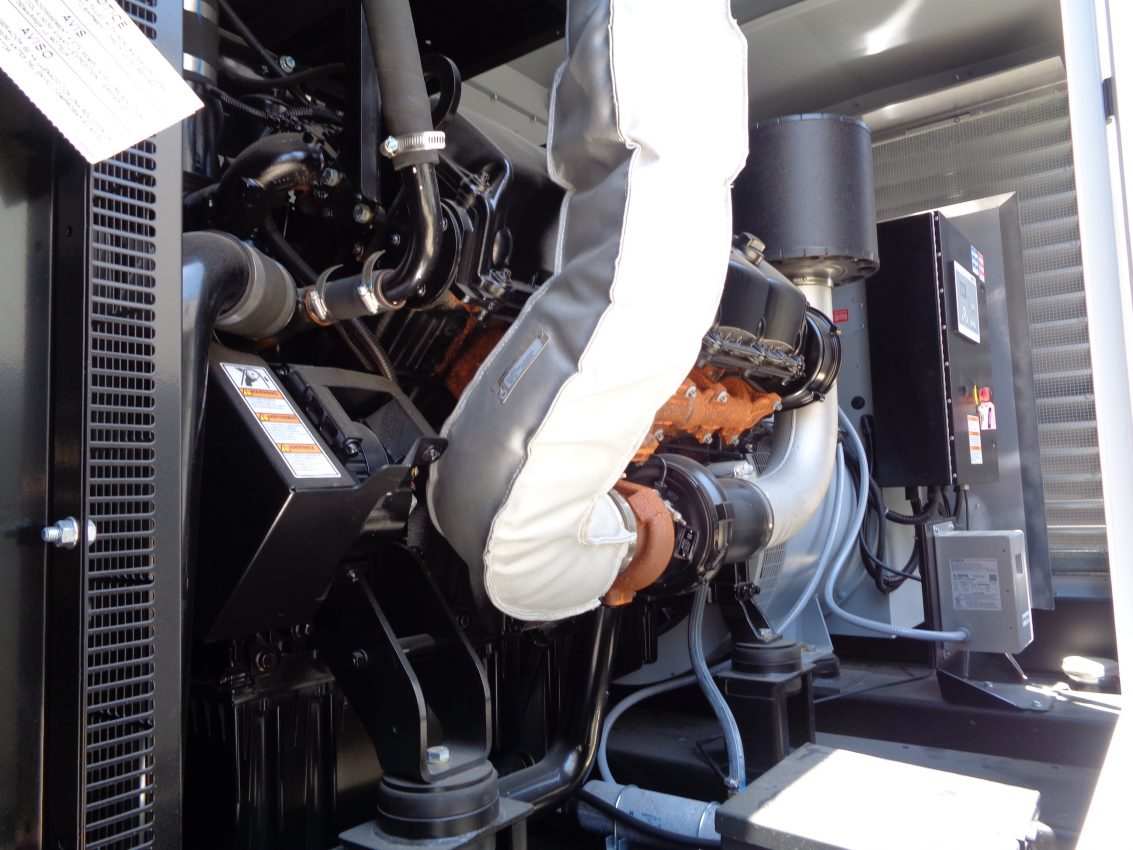 MTU 10V1600 Generator Set - WPP Item 6714