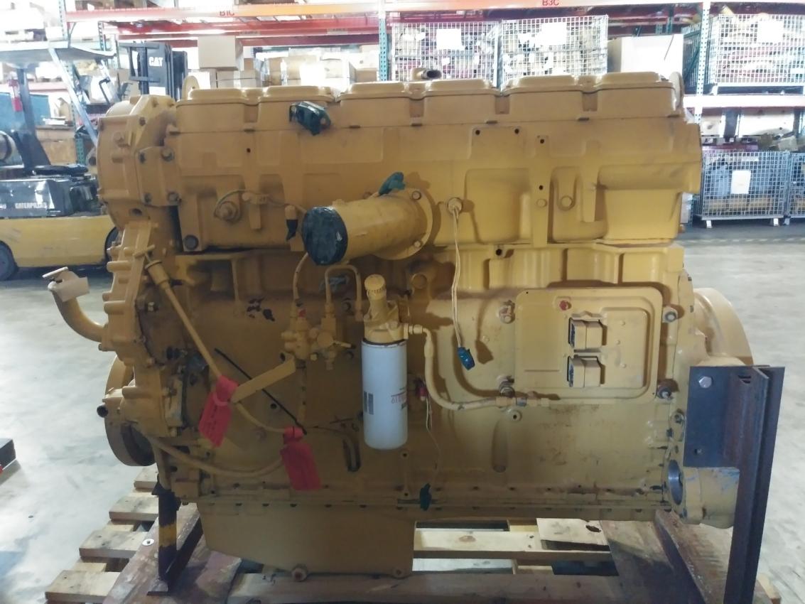 Caterpillar C15 Industrial Engine - WPP Item 6398