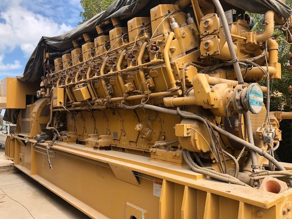 Caterpillar G3616 Natural Gas Generator Set - WPP Item 6752