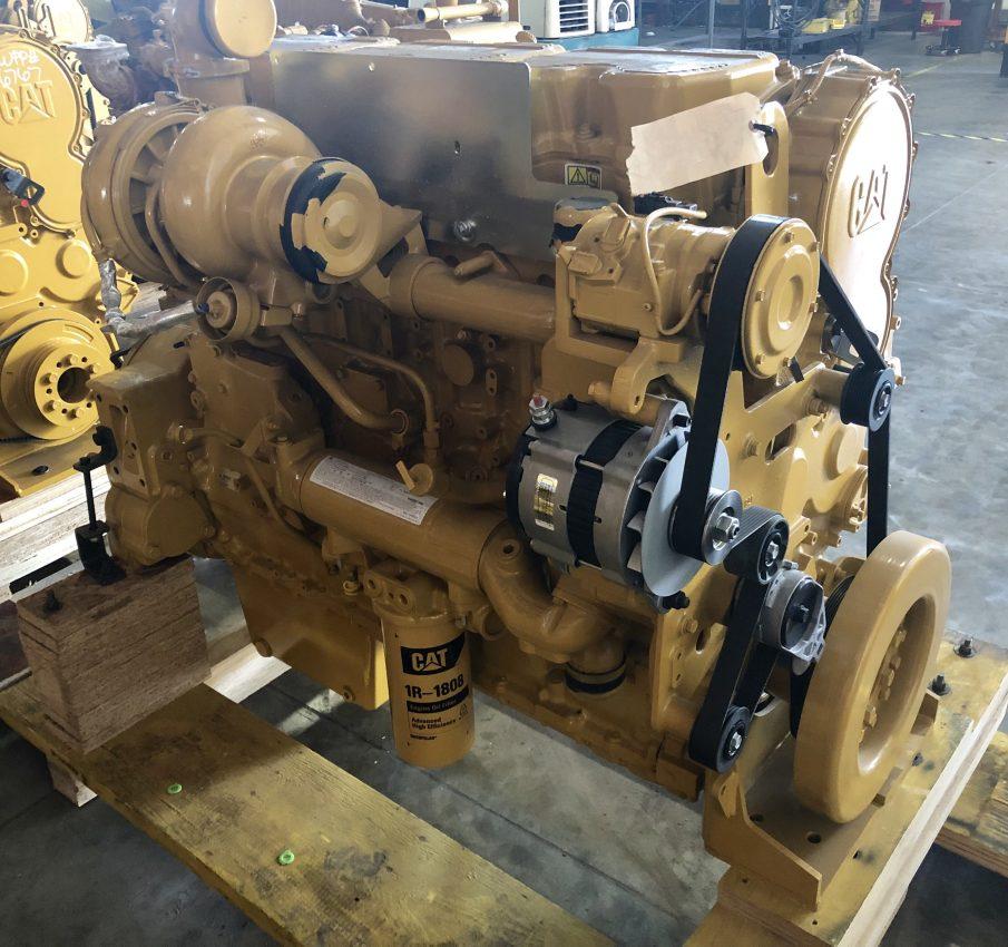 Caterpillar C15 Industrial Engine - WPP Item 6779