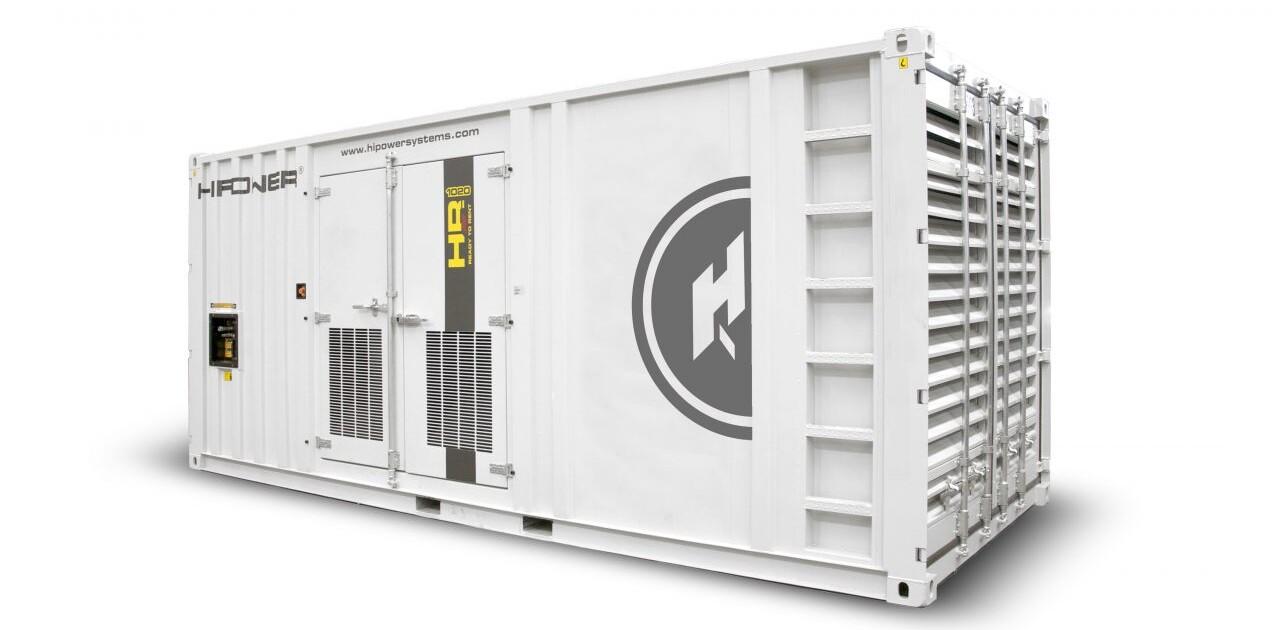 HIPOWER HMW1020 T6U Generator Set