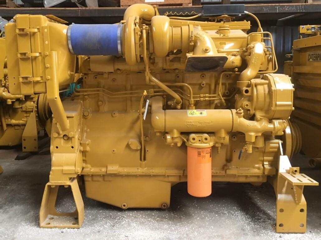 Caterpillar 3406D industrial diesel engine