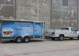 Fuel Polishing Truck