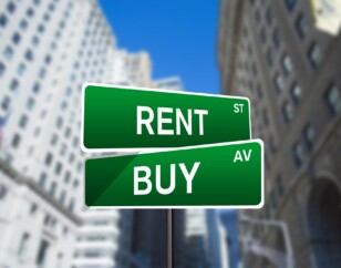 Buy or rent signs