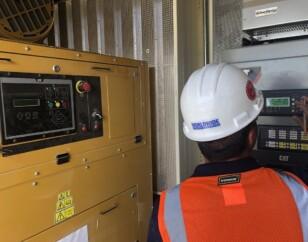 Generator service technician