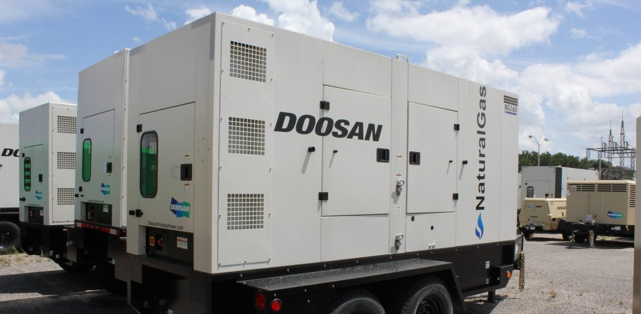 Continuous generator from Doosan