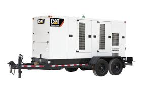 Cat XQ300 Portable Generator Set