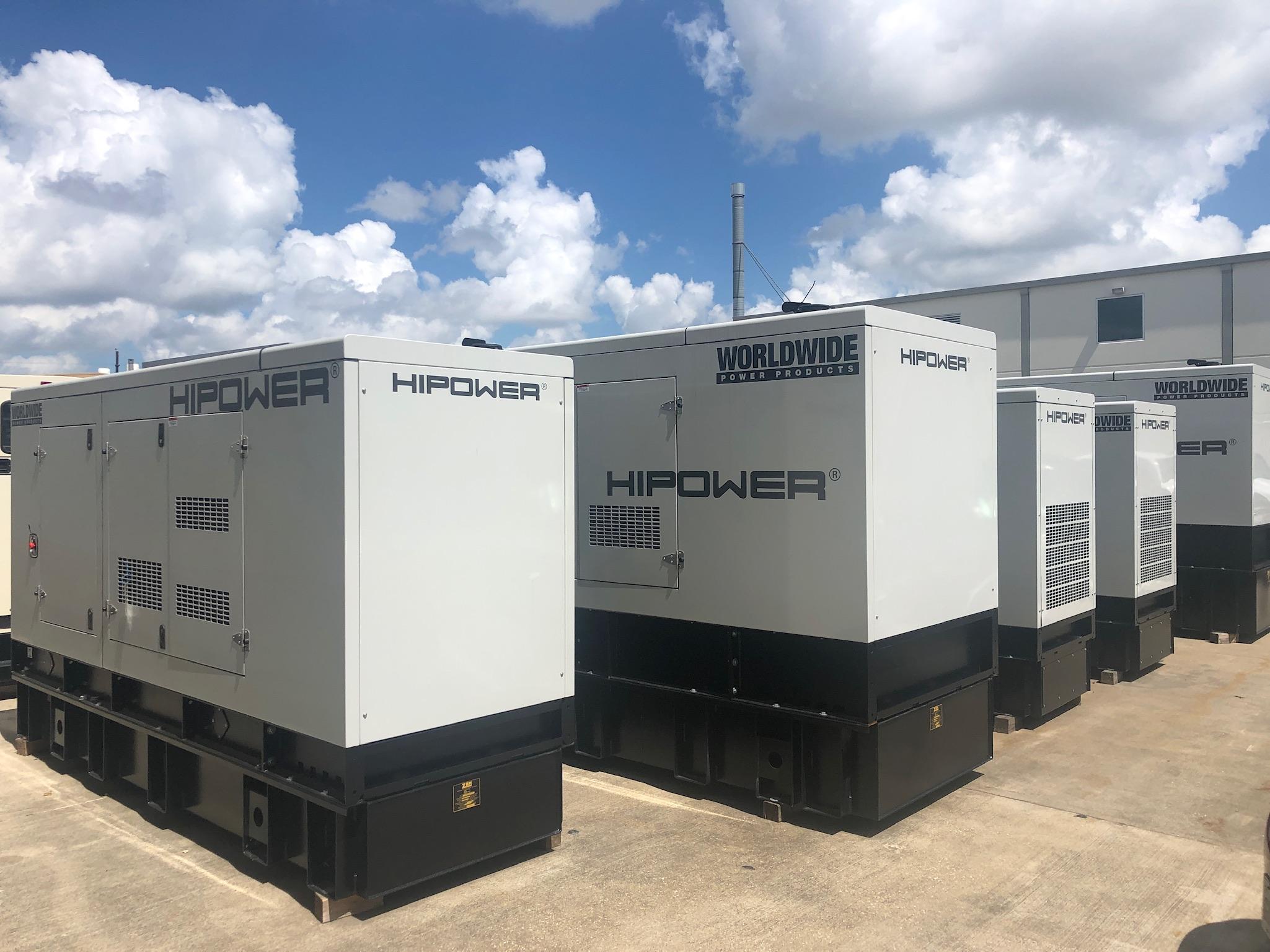 HIPOWER Diesel Generator