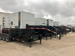 HIPOWER rental generators