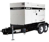 Multiquip DCA125 Portable Generator
