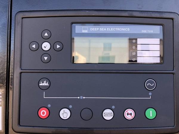 Deep Sea Electronics 7310 remote monitoring panel