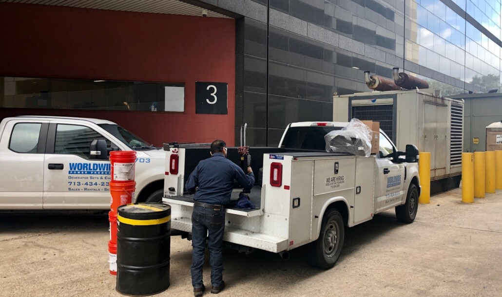 Commercial Building Generator Service